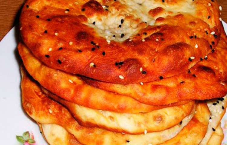 Bhaturi-Indian cakes