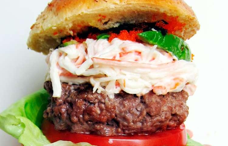 Californian burger