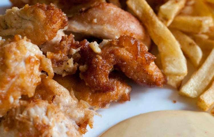 Chili's Original Chicken Crispers