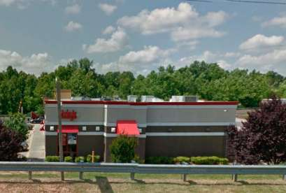 Arby's, 110 Riverpoint Dr