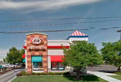 A&W Restaurant, 1034 S University Ave