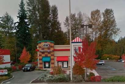 A&W Restaurant, 11416 Canyon Rd E