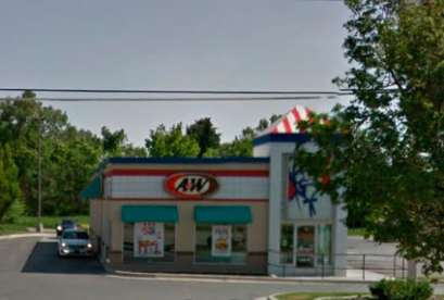 A&W Restaurant, 1216 Grant Ave