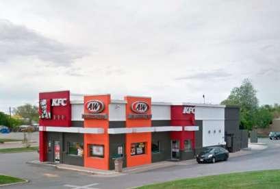 A&W Restaurant, 2045 S 1300 E