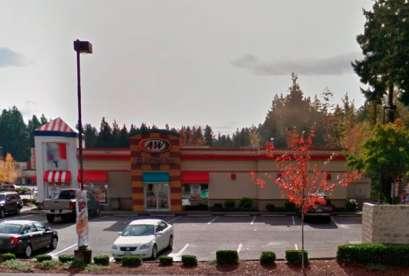 A&W Restaurant, 20601 Highway 410
