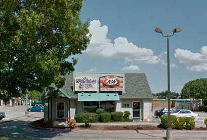 A&W Restaurant, 2624 Midway Rd