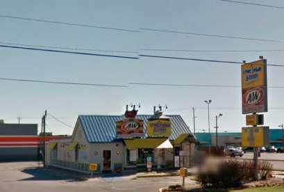 A&W Restaurant, 3121 Sherwood Way
