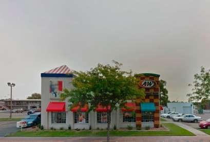 A&W Restaurant, 411 E 3rd Ave