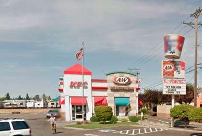 A&W Restaurant, 5156 Pacific Hwy E