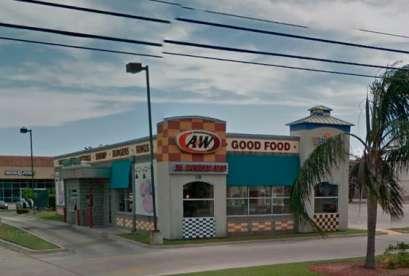 A&W Restaurant, 5617 Saratoga Blvd