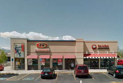 A&W Restaurant, 5892 S State St