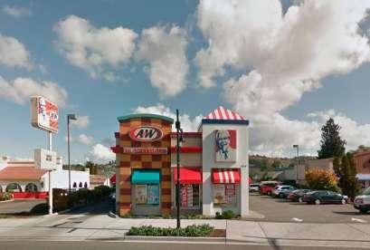 A&W Restaurant, 604 Rainier Ave S, # 334