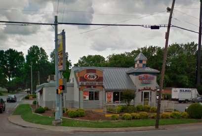 A&W Restaurant, 6408 Ringgold Rd