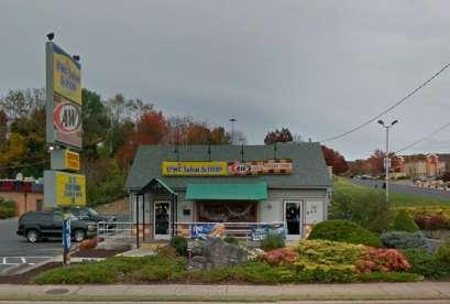 A&W Restaurant, 641 Greenville Ave