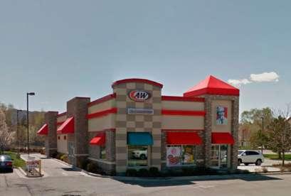 A&W Restaurant, 670 E 12300 S