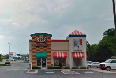 A&W Restaurant, 803 Highway 76