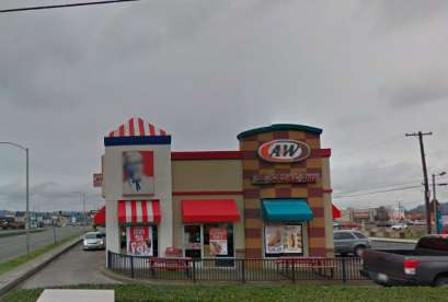 A&W Restaurant, 920 Washington Way
