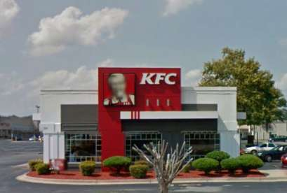 KFC, 1006 Azalea Ave
