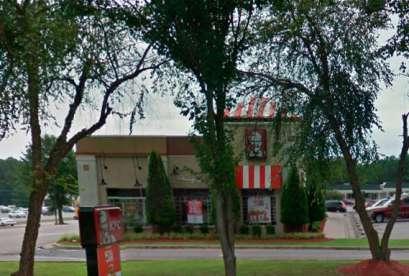 KFC, 10151 Hull Street Rd