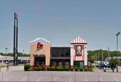 KFC, 107 E Cloverleaf Dr