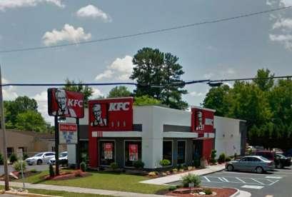 KFC, 1222 Wilborn Ave