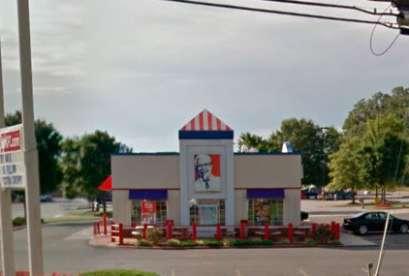 KFC, 1658 Tappahannock Blvd