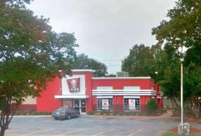 KFC, 1660 General Booth Blvd