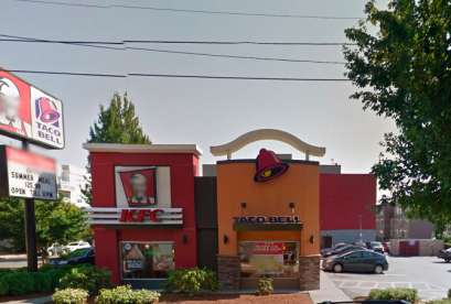 KFC, 210 W Mercer St