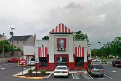 KFC, 302 Hanson Ave