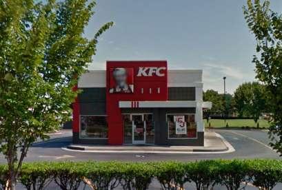 KFC, 3800 Mechanicsville Tpke