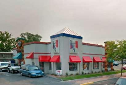 KFC, 411 E 3rd Ave