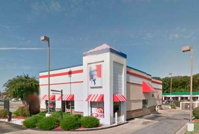 KFC, 5010 Mercury Blvd