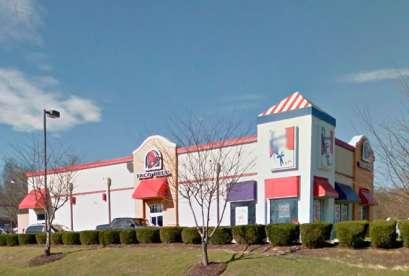 KFC, 5400 James Madison Pkwy