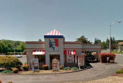 KFC, 5508 NE Gher Rd