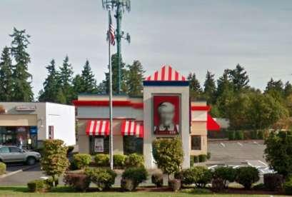 KFC, 7605 Steilacoom Blvd SW, Ste 322