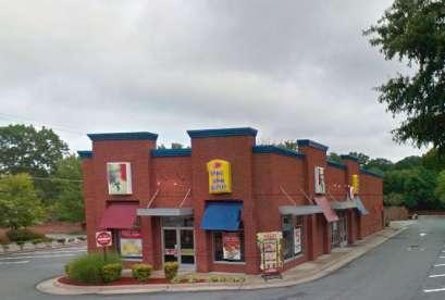 KFC, 8810 Patterson Ave