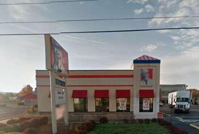 KFC, 891 Cantrell Ave