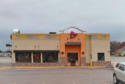 Taco Bell, 1005 1/2 Gateway Ave