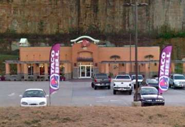 Taco Bell hours - 1111 Route 75 Kenova' WV 25530' map | Fast