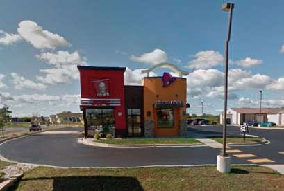 Taco Bell, 1601 Madison Ave