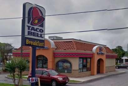 Taco Bell, 2469 E Little Creek Rd