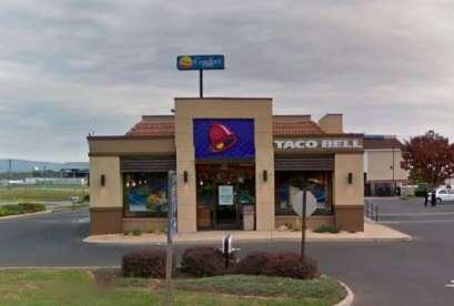 Taco Bell, 330 W Reservoir Rd