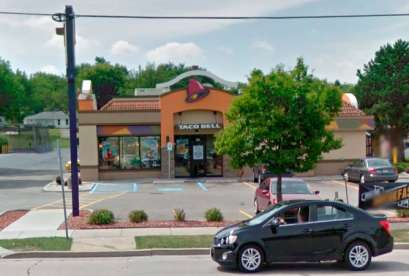 Taco Bell, 405 W Sunset Dr