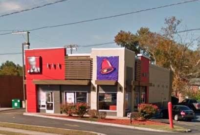 Taco Bell, 5004 George Washington Hwy