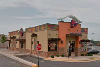 Taco Bell, 543 Jefferson Davis Hwy