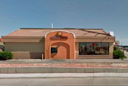 Taco Bell, 701 E Boxelder Rd