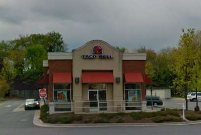 Taco Bell, 7620 Linton Hall Rd