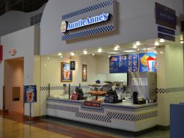 Auntie Anne's restaurant
