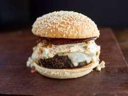 Bobby's Burger Palace burger