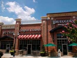 Bruegger's restaurant